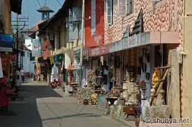 Jew Street - rue des Juifs Cochin