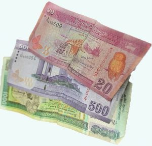 Croisière tour du monde La devise de Colombo au Sri Lanka laRoupie Srilankaise