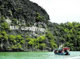 Parc géologique Kilim Langkawi