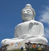 Statue Big Buddha Phuket