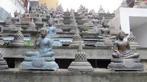 Temple Gangaramaya Vihara Colombo