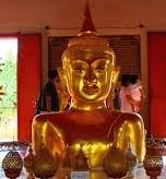 Temple Phra Thong Phuket