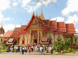 Temple Wat Chalong Phuket