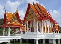Temple Wat Mai Luang Pu Supha phuket