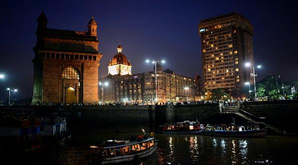 Bombay-Mumbai de nuit