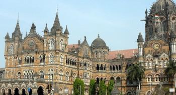 Chhatrapati Shivaji Maharaj Terminus Bombay