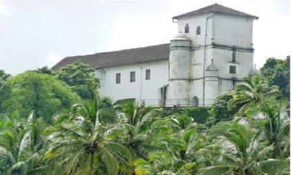 Church of Our Lady of Rosary Goa