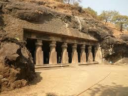 Les grottes d'éléphanta mumbai