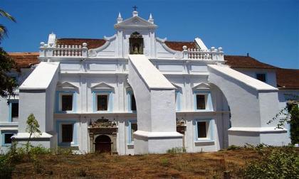 Nunnery of Santa Monica Goa