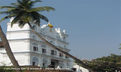Reis Magos Church Goa