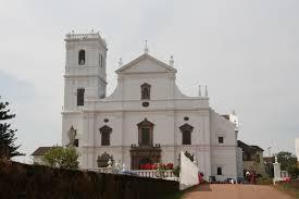cathédrale de Se Goa