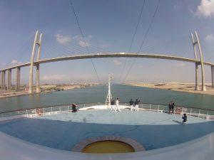 Passage du Canal de Suez