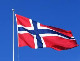 Drapeau Norvege