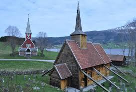 Eglise Rødven stavkirke Andalsnes