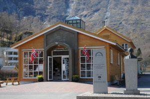 Le musée ferroviaire de Flam