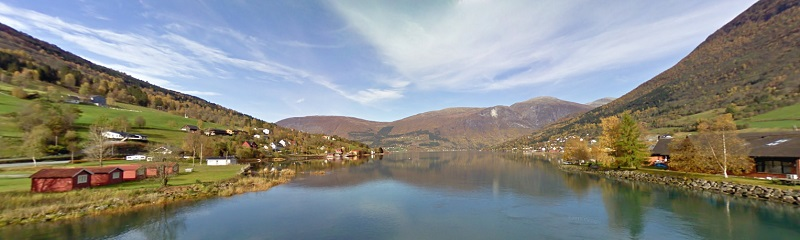 Olden Norvège