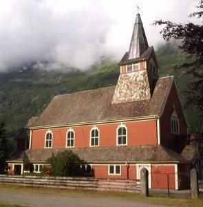 Petite église de Olden