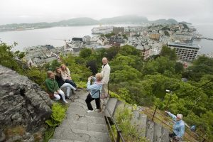 The Town Park Ålesund