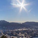 Bergen Norvège