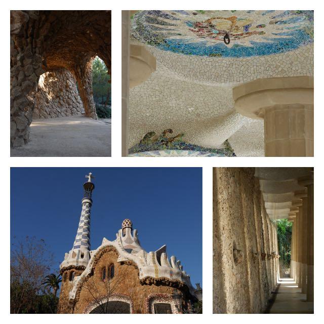 Croisière Tour du Monde Australe 2017 Barcelone ville de Gaudi