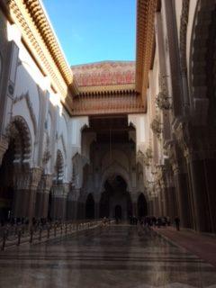Croisière Tour du Monde Australe 2017 Escale à Casablanca