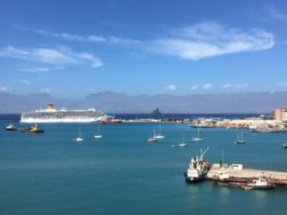 Croisière Tour du Monde Australe 2017 Escale à Mindelo Cap Vert