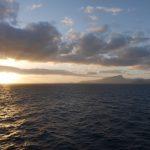 Croisière tour du monde Austral 2017 Escale Mindelo