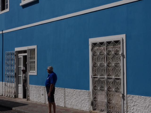 Croisière tour du monde Astral 2017 Escale Mindelo