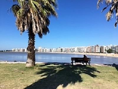 Croisière tour du monde Austral 2017 JC Le Costa Luminosa fait escale à Montevideo