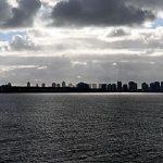 Croisière tour du monde Autral 2017 Jean Luc et Claudine en Escale à Punta Del Este Uruguay