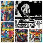 Croisière tour du monde Austral 2017 Escale à Rio de Janeiro Street Art