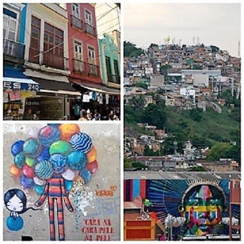 Croisière tour du monde Austral 2017 Escale à Rio de Janeiro de Jean Luc et Claudine