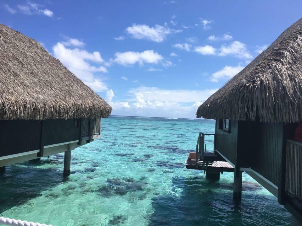 Croisière tour du monde Austral 2017 Costa Croisière Anna Escale à Moorea (Tahiti)