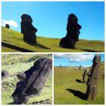 Croisière tour du monde Austral 2017 Costa Croisière Jean Luc et Claudine une belle escale à Papa Nui Ile de Pâques au Chili