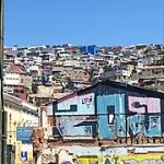 Croisière tour du monde Australe 2017 Jacques Charles 2eme jour d'escale à Valparaiso Chili