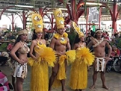 Croisière tour du monde Australe 2017 Jacques Charles Escale à Papeete Tahiti 9