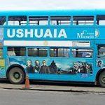Des nouvelles des Passagers de la croisière tour du monde Austral 2017, Fin d'escale USHUAIA pour Claudine et Jean-Luc