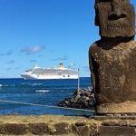 Jacques Charles, retour sur son escale à l'Île de Pâques en navigation vers les îles Pitcairn