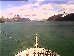 Le Costa Luminosa Traverse les Fjords Chiliens