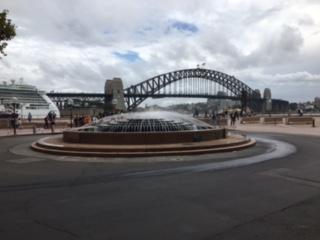 Croisière tour du monde Australe 2017 Jacques Charles en Escale à Sydney
