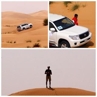 88ème jour de Tour du monde pour Claudine et Jean Luc en escale à Dubaï