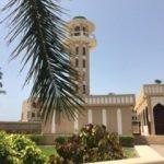 Croisière tour du monde Australe 2017 Jacques Charles et le Costa Luminosa en escale à Salalah