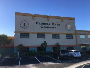 Visite de la Florida Beer Company