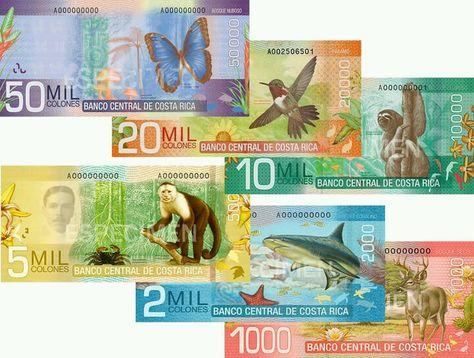 Devise du Costa Rica