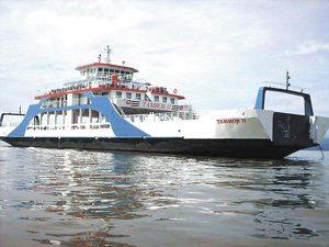 Ferry Puntarenas-Paquera