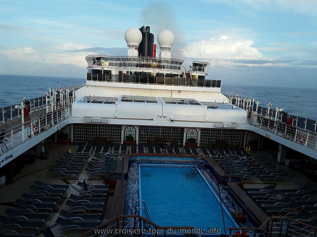 Le Queen Victoria - piscine