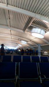 Le terminal de Croisière de Southampton