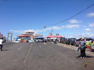 Naviera Tambor ferry