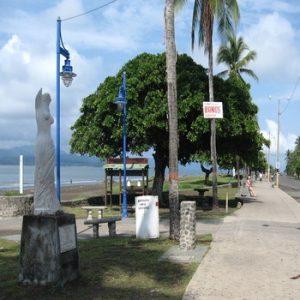Promenade du Paseo de los Turistas Puntarenas Costa Rica