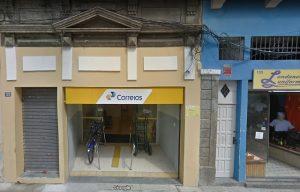 Correiro La poste Rio de Janeiro